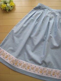 画像2: ☆○o。コラボイベ。o○☆ アンティークリボンのゆらゆらスカート