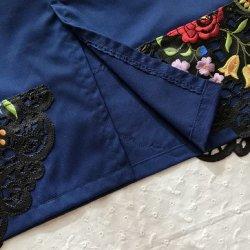 画像3: 刺繍に恋するナロースカート