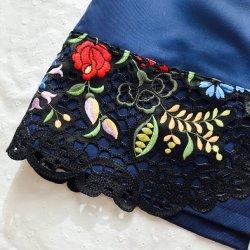 画像4: 刺繍に恋するナロースカート