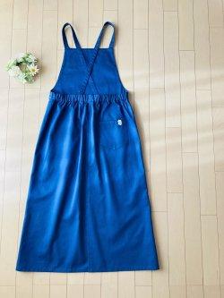 画像2: 愛らしレースのサロペスカート